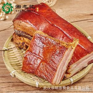 湘之忆食品湘西农家土猪肉五腊肉正宗土特产柴火烟熏腌肉500g