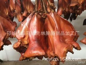 耳朵特色精耳朵 厂家直销 腌腊制品 来料加工 先林腌腊四川特产