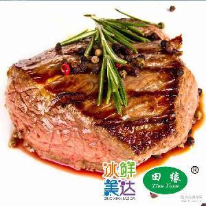 150g澳洲进口冷冻腌制牛肉厂家生产可定制不注水精品牛排