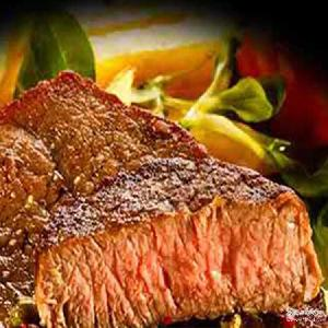 专业黑椒牛排150g进口澳洲冷冻腌制牛肉厂家直批供应西餐厅牛排