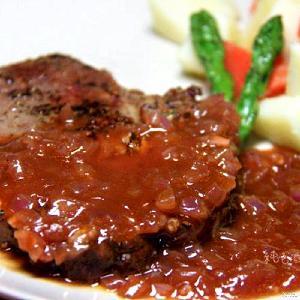 厂家专业生产牛排黑椒味牛扒150克进口冷冻牛肉调理腌制