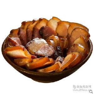 农家熏肉自制 正宗四川特产风干腿肉 【罗腊肉】四川腊肉260g
