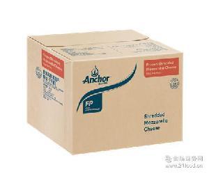 安佳碎条状马苏里拉干酪丝(干酪)(安佳经典马苏碎)12kg 高箱