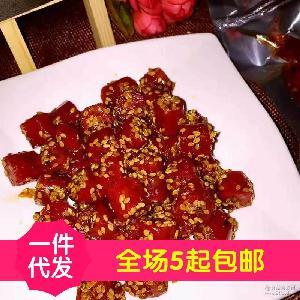 秘制绝味香辣小腊肠180g猪肉甜辣口味零食东北特色微商代发批发
