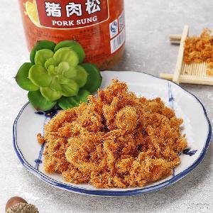 黄送记营养猪肉松 儿童肉松辅食 厦门特产小吃休闲零食一件代发