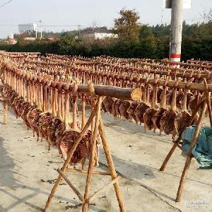 农家野生鲜嫩绿色环保手工腌制咸货 特产年货咸鸭 鸡鸭鹅年货批发