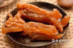 西安回民街特产酱牛筋 酱卤肉制品 休闲零食酱香熟食 厂家批发
