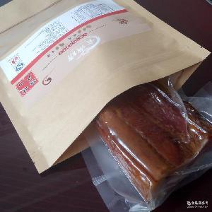 城口重庆特产农家自制四川烟熏腊肉香肠厂家一件批发 包装腊肉