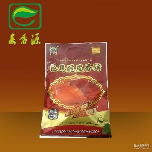 广西特种美味巴马香猪腊香猪 袋装巴马脆皮香猪250g 热销供应