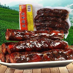 低价批发麻辣味香肠无淀粉腊肠烤肠山东莱芜特产传统老工艺200克