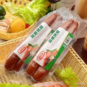 山东特产 波尼亚蒜蓉烤肠 青岛特产蒜香烤肠休闲零食批发小吃330g