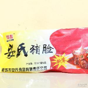 熏香溢口安氏卤猪脸 供应热销酱卤肉制品 厂家销售优质安氏卤猪脸