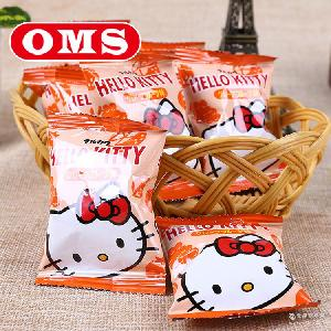 婚庆 KittyQQ糖 喜糖 500g约30包 进口马来西亚糖果 美乐 橡皮糖