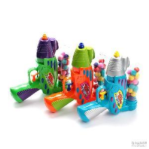 夏季儿童沙滩漂流戏水塑料玩具水枪创意玩具糖果进口口香糖泡泡糖