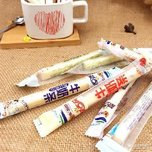 内蒙古特产奶条 酸奶山楂红枣原味混装奶条400g/袋牛奶条批发