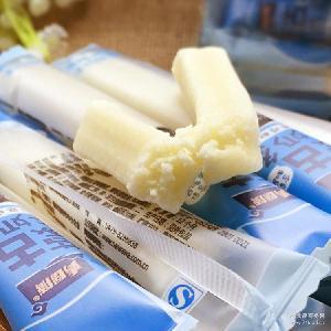 休闲零食小吃奶制品批发 青图腾酸奶棒奶酪条 内蒙古休闲食品奶酪