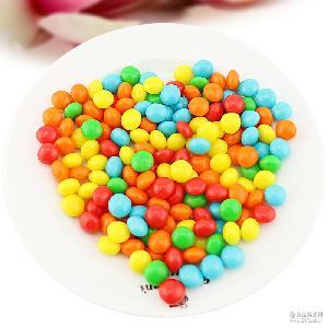 果汁软糖 休闲零食 喜糖*2公斤 起劲厂家批发散装糖果 彩虹糖