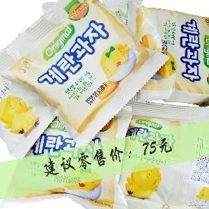 一斤装起批 韩国进口饼干休闲零食 酥松香甜海太鸡蛋饼干散装
