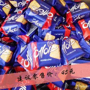 韩国饼干休闲零食 散称1斤起批 海太ACE饼干