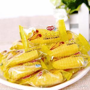 甜蜜1派软糖系列 玉米软糖独立小包装袋装零食糖果喜糖大厂家批发