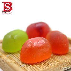 新品上新果酱夹心水果味软糖外贸货源果味夹心俄罗斯进口创意款