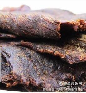 黑肉条 片20斤 供应温州手撕 牛肉干腌制 箱 微商爆款批发