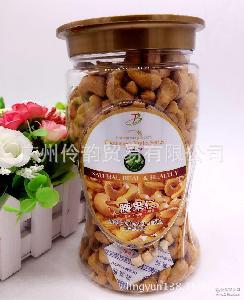 休闲食品 12罐一箱 腰果仁500g 进口 马来西亚 批发 泰碧园