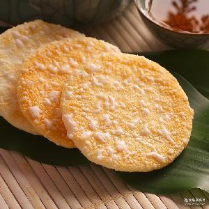 旺旺雪饼520克仙贝米饼办公室休闲食品 膨化儿童小吃 零食大礼包