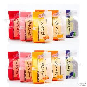 多味可选 散装雪之恋果冻系列 台湾进口 正品 一箱12斤