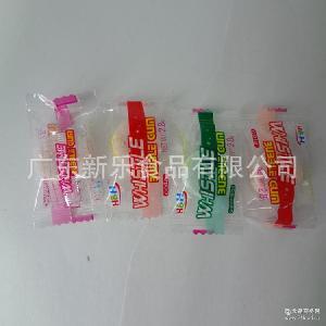 自产自销口哨泡泡糖 吃玩兼得口哨泡泡糖 健康有嚼劲趣味泡泡糖