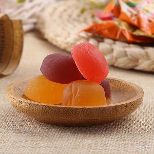 马来西亚原装进口软糖 *软糖果汁120克