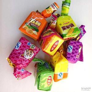 特产糖果软糖休闲零食年货喜糖果品 玉米味五谷味等软糖