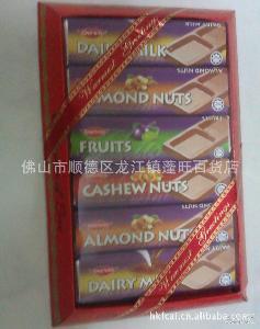 巧克力 马来西亚SWEETKISS甜园 糖果巧克力 什锦巧克力