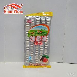 加多味香芋压片奶糖厂家直销一箱20片30袋320克袋装糖果