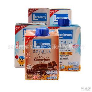 力大狮豆浆 进口豆奶力大狮 豆乳制品批发 泰国豆奶