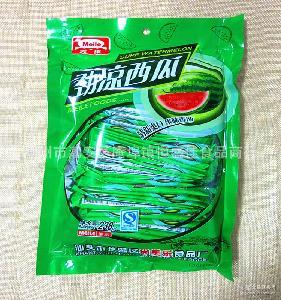 美乐劲凉西瓜味奶糖软糖水果味清凉糖儿童零食牛奶糖果 箱/50包