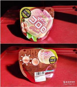 新版 犒赏自己 悠哈味觉糖UHA *水果多种口味果汁软糖40g 日本