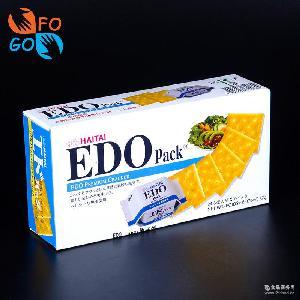 休闲薄脆酥小零食 韩国食品 促销 海太EDOpack原味进口饼干
