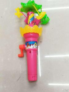 玩具糖果旋转马戏团