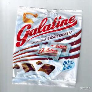 115g 巧克力味高钙牛奶糖 意大利进口Galatine佳乐锭奶片 佳乐定