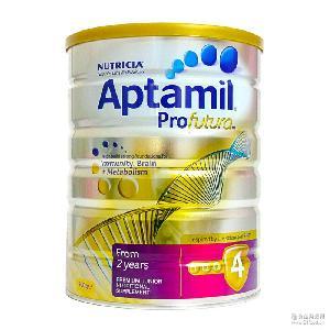 澳洲爱他美奶粉白金版4段Aptamil婴幼儿奶粉进口原装代发
