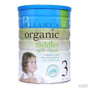 现货原装进口代发招代理 澳洲3段三段有机婴幼儿奶粉
