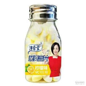 清爽含片 38g 薄荷 柠檬 西瓜 津音堂 话梅 草莓 水蜜桃 芒果