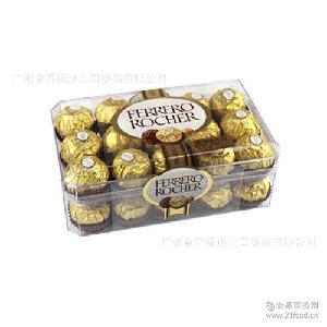 意大利费列罗榛果威化巧克力T30(30粒装)375g 欧美进口休闲食品