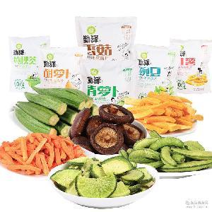 绿色 【包邮】果蔬脆干50g办公室休闲微商零食儿童 食品批发