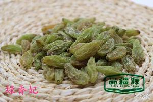 新疆特产零食葡萄干吐鲁番绿香妃新货上市产地直销散装厂家批发