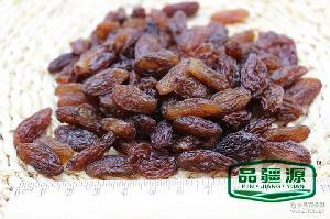 新疆吐鲁番特产天然玫瑰红葡萄干大粒烘焙原料休闲零食厂家直销