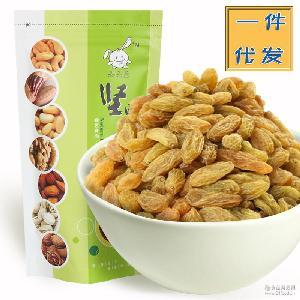 犇犇兔葡萄干新鲜美味休闲零食吐鲁番提子干新疆特产零食干果