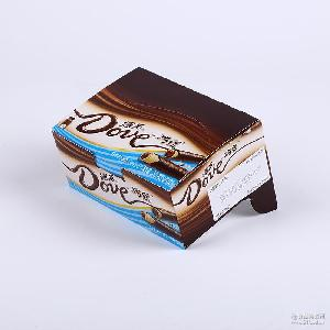 节日零食德芙巧克力巧丝轻柔夹心威化巧克力盒装22.5g 休闲食品