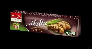 普丝蒂榛子巧克力味夹心饼干 夹心 榛子 巧克力